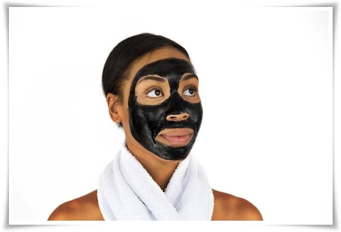 masker penghilang jerawat