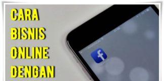 Cara Bisnis Online Dengan Facebook Area Cewe