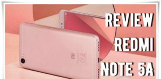 Review Redmi Note 5A Area Cewe
