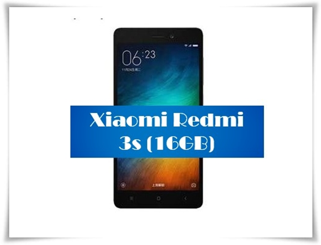 Xiaomi Redmi 3s (16GB)