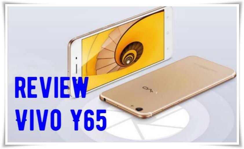 Vivo Y65 Smartphone Ram 3gb Dan Kamera 13 Mp Dengan Harga 2 Jutaan