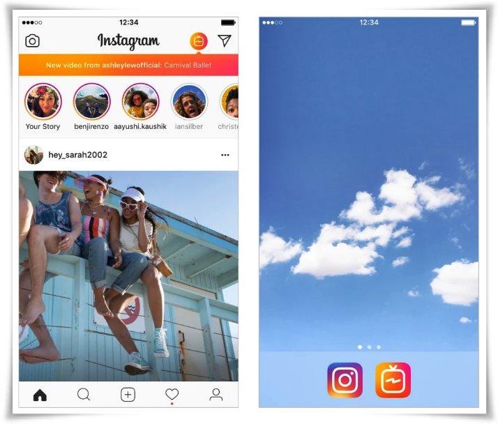 Fitur Baru Instagram