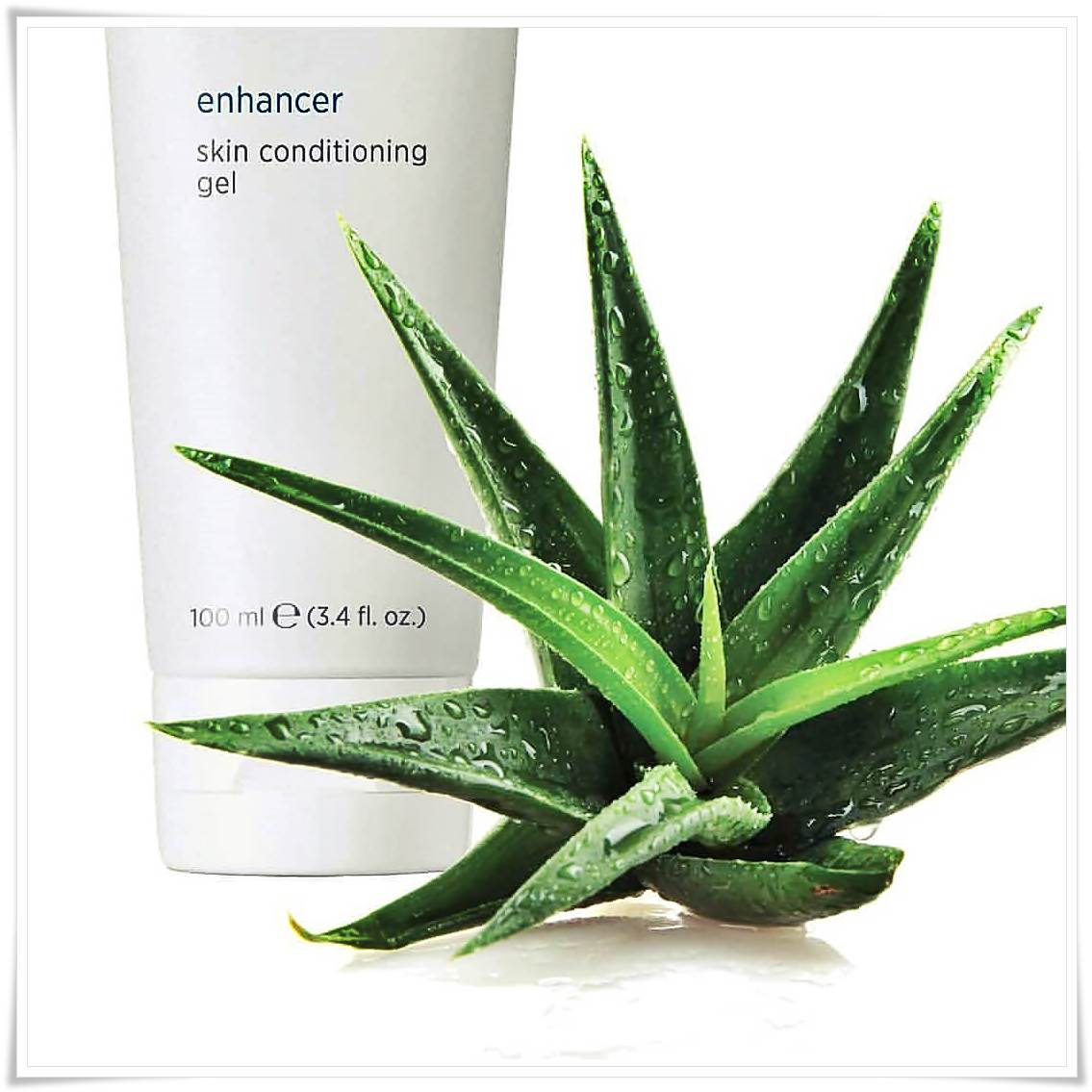 Enhancer skin conditioning gel Nu Skin