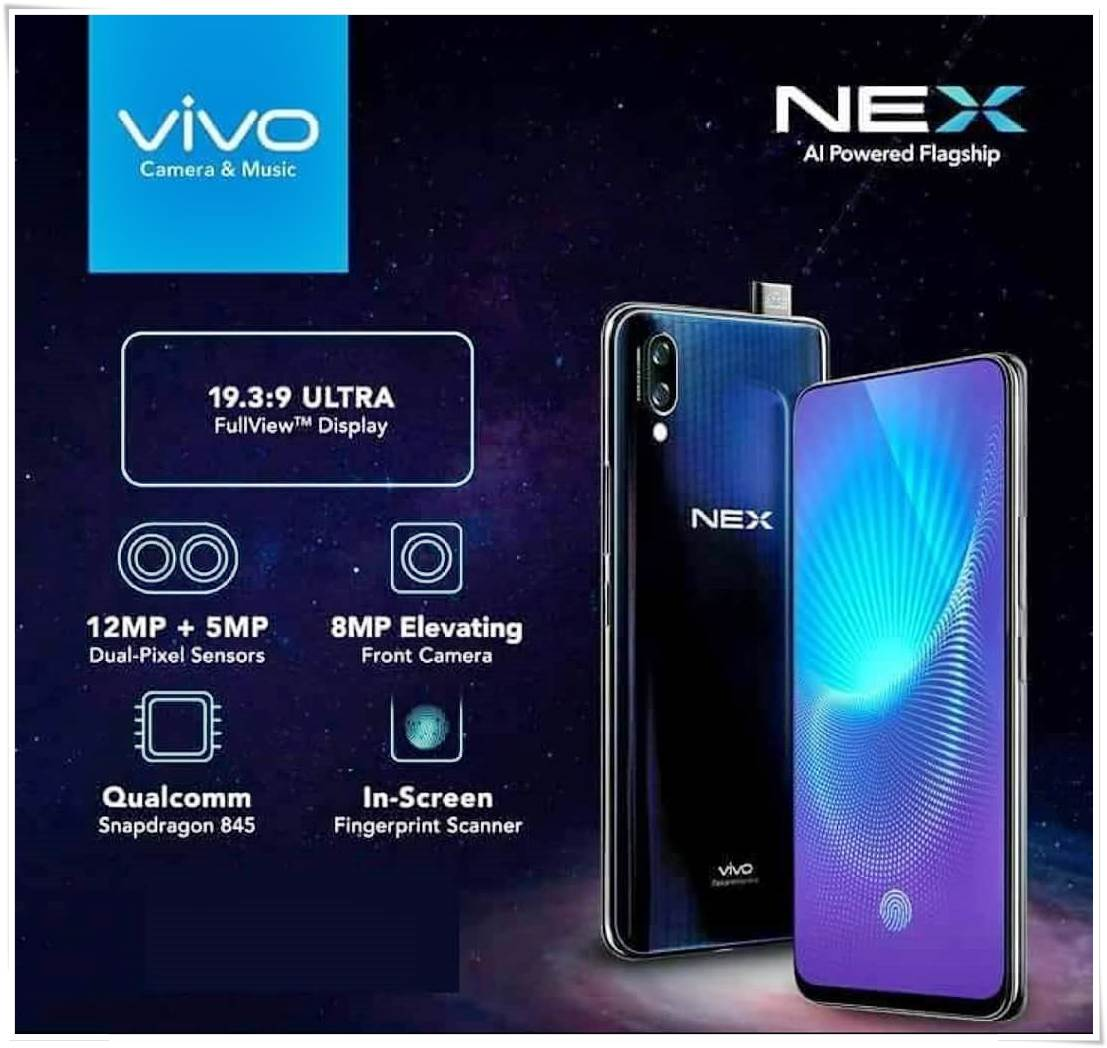 Review Vivo Nex A 2018