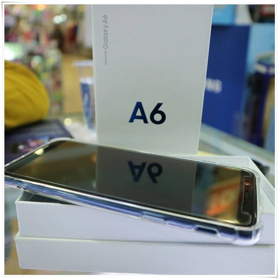Samsung Galaxy A6, Smartphone Mumpuni Harga Terjangkau