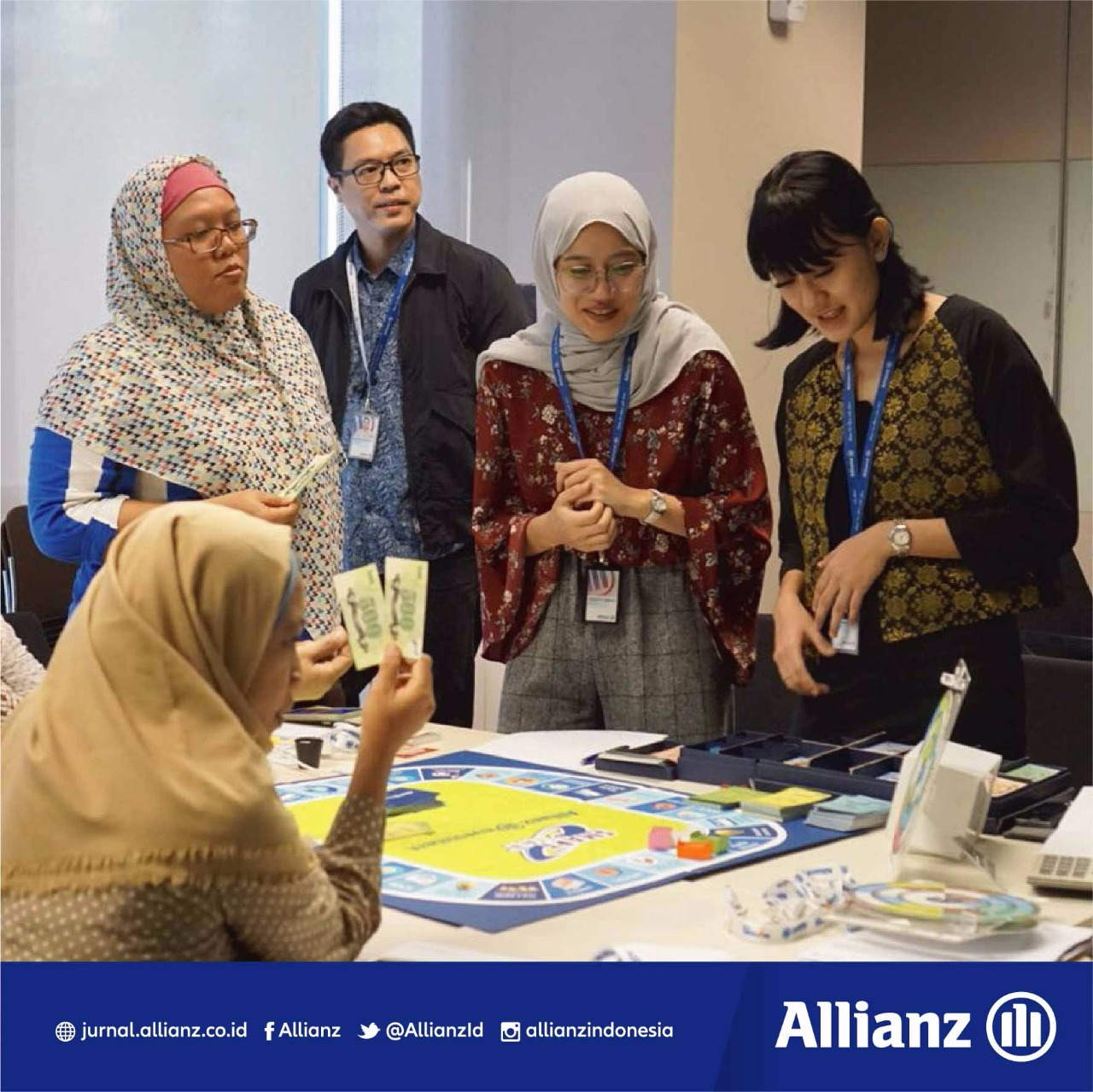 Asuransi Syariah Allianz
