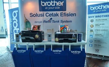Printer Ink Tank A3 Brother 2