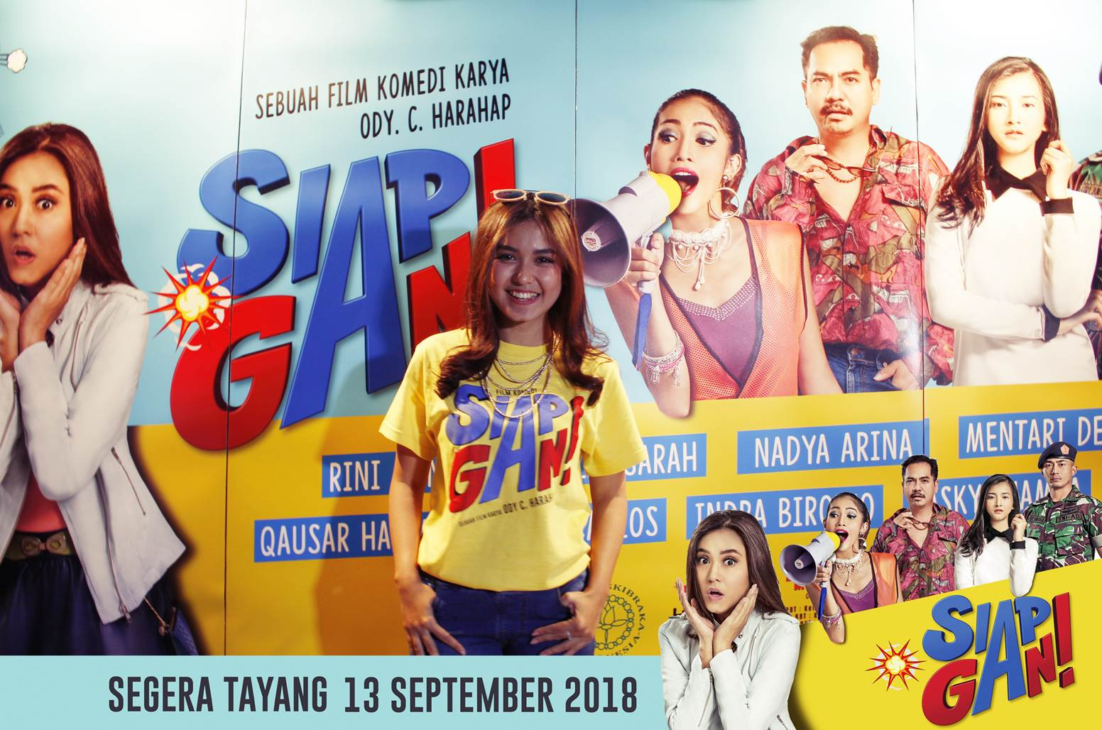 Review Film SIAP GAN!
