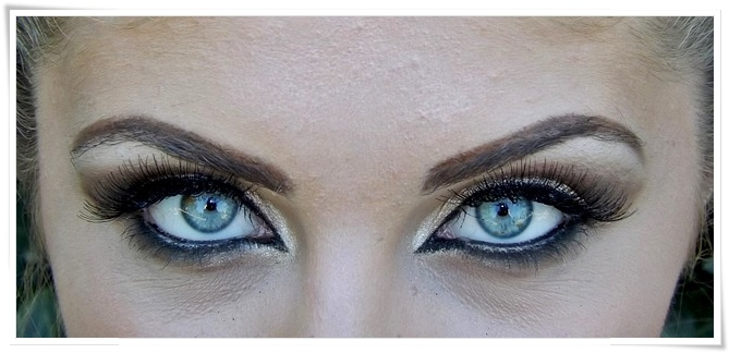 alis western makeup