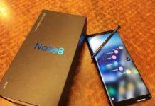 Samsung Galaxy Note 8, Smartphone Premium Samsung