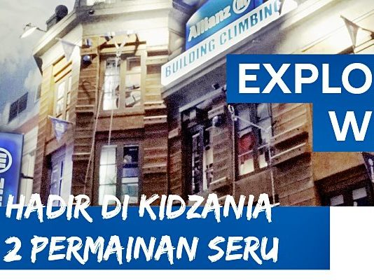allianz establishment kidzania - allianz