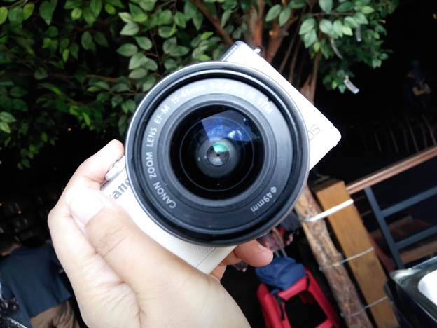 Canon EOS M100 OOT Competition