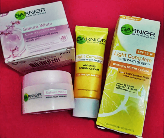 Garnier Lightening Series(1)