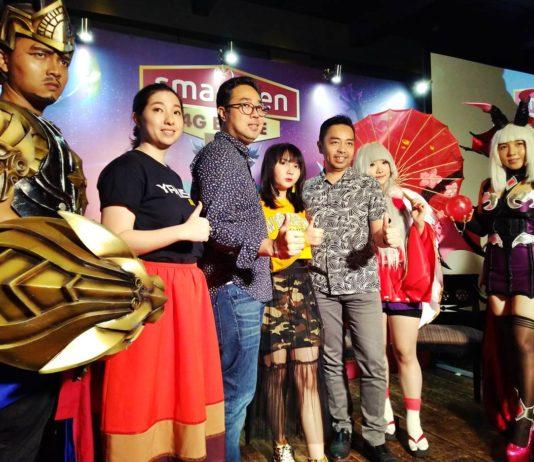 Smartfren Gelar Turnamen Mobile Legend Amatir Nasional Berhadiah 185 Juta