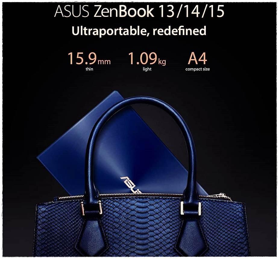 ASUS ZenBook - @asus8449809587578637857 N