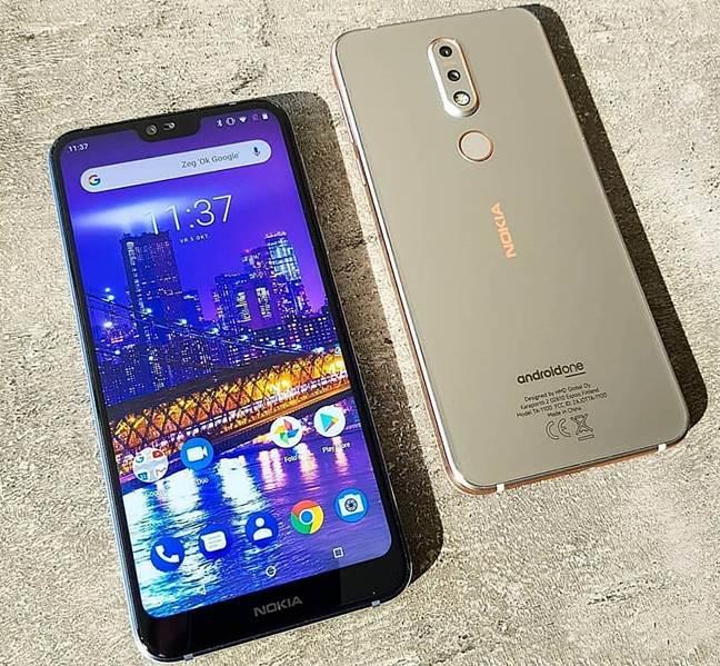 Nokia 7.1, Smartphone Canggih Dengan Harga Yang Terjangkau