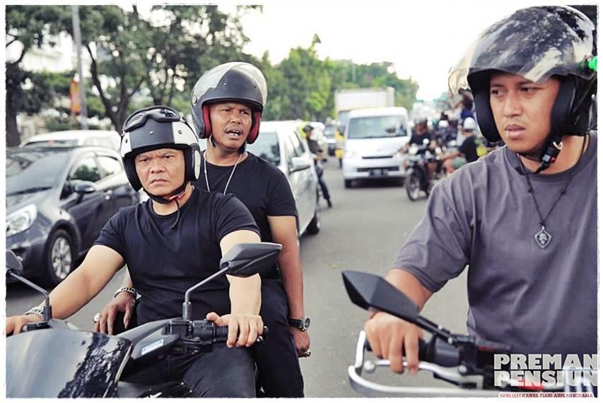 Preman Pensiun Bandung