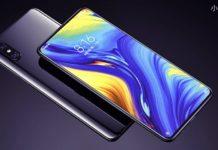 Smartphone Xiaomi Mi Mix 3 (done)