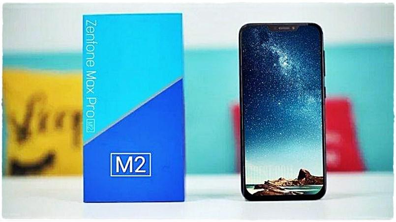 Spesifikasi Lengkap Asus Zenfone Max Pro M2
