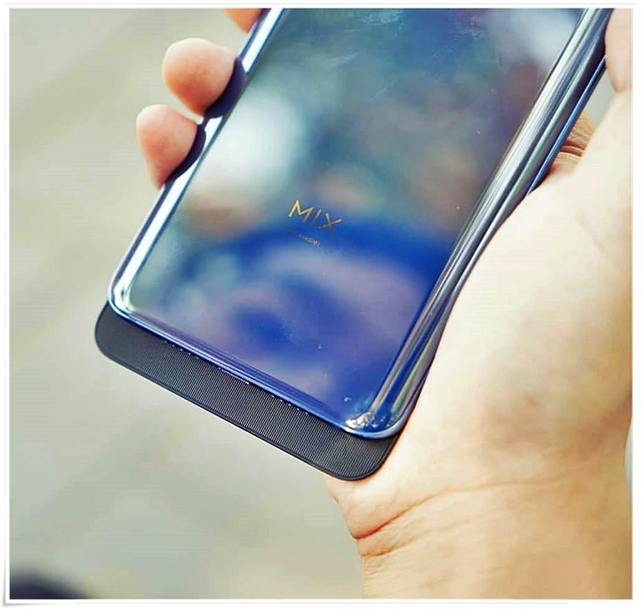 Xiaomi Mix 3 terbaru