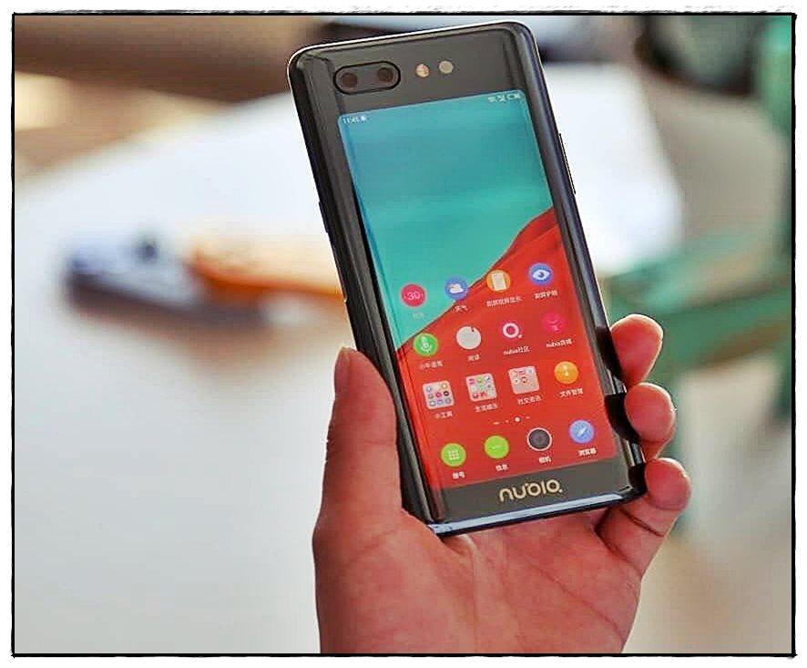 ZTE Nubia X, Smartphone Dual Layar Dengan Fiturnya Yang Canggih