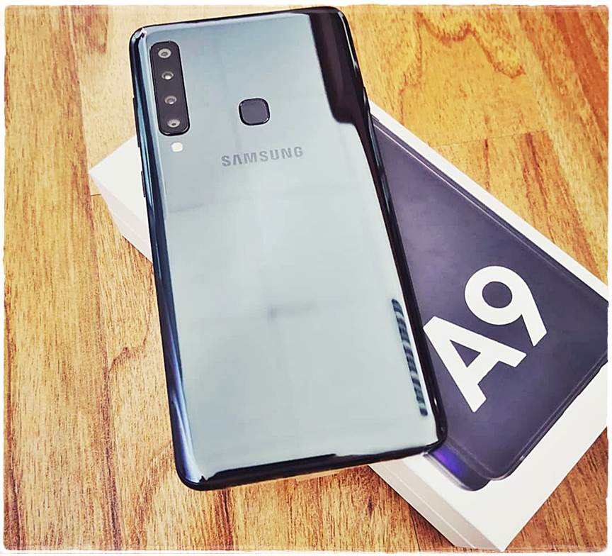 Review Galaxy A9