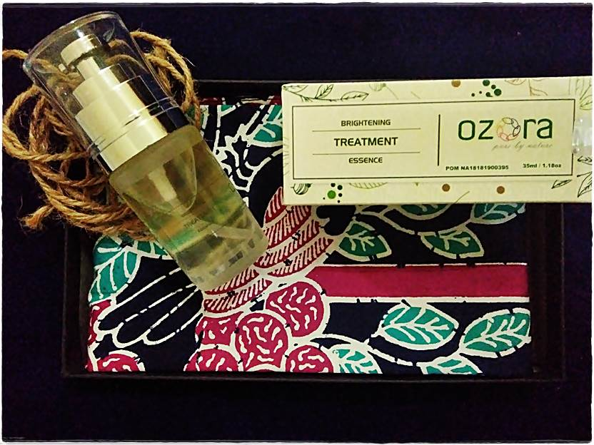 OZORA SKINCARE BRIGHTENING TREATMENT ESSENCE