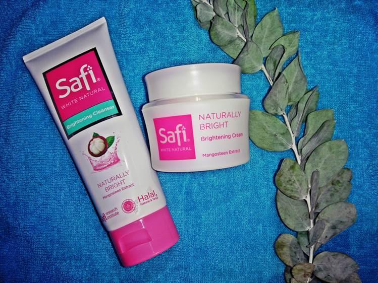 Review Safi White Natural Skin Care Halal Dan Aman Area Cewe