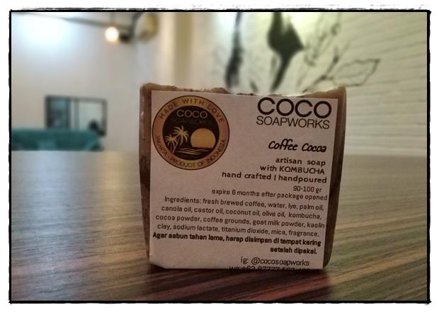 Review Coco Soap Works Artisan Homemade Soap