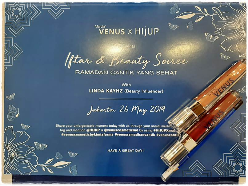 Venus Soft Matte Lip Cream