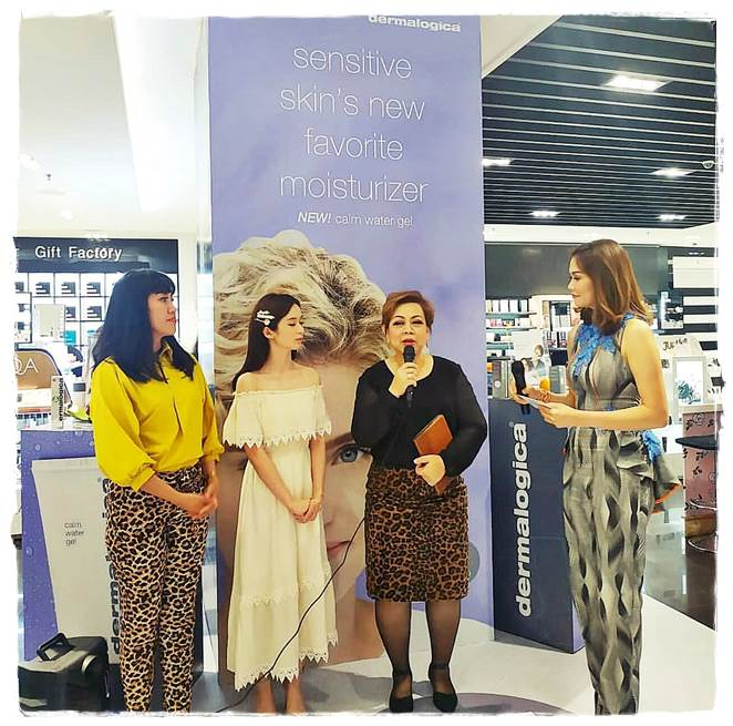 launching Dermalogica Sephora Plaza Indonesia