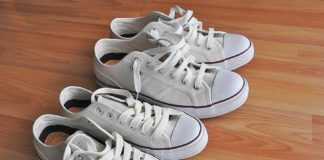 cara menghilangkan bau sepatu - https://www.cleanipedia.com/id/mencuci/cara-menghilangkan-bau-sepatu.html