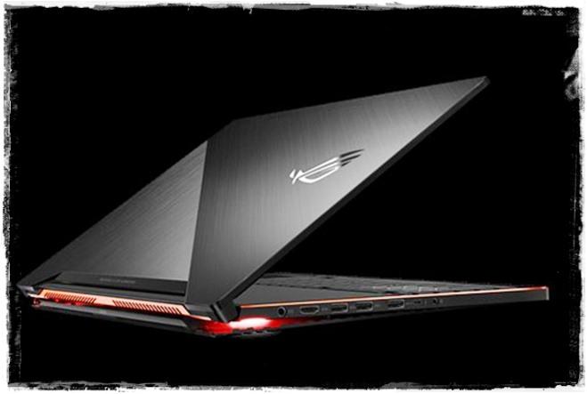 laptop gaming terbaru ASUS ROG Zephyrus S