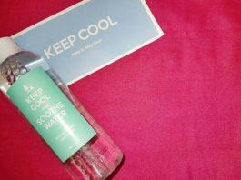 keep cool cleansing makeup