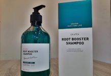 review Grafen Root Booster Shampoo