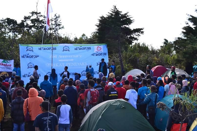 event pendakian 2019