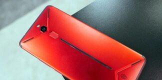 Review Spesifikasi Smartphone ZTE Nubia Red Magic 3