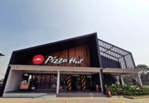 Pizza Hut ke 500