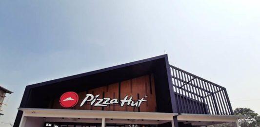 Pizza Hut ke 500