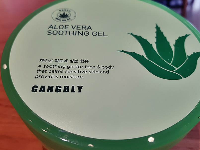 manfaat Aloevera Soothing Gel