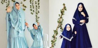 Baju Muslim Untuk Anak Perempuan 5