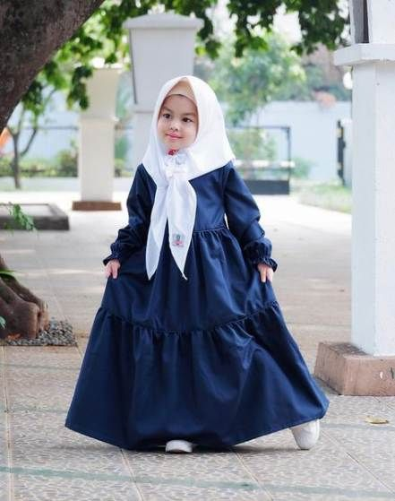 Baju Muslim untuk Anak Perempuan
