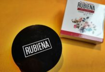 rubiena powder foundation