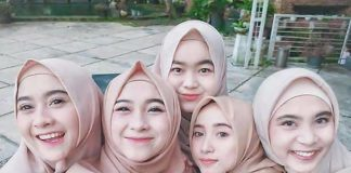 hijab turki