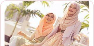 Fashion Busana Muslim Dengan Warna Pastel Terbaru 3
