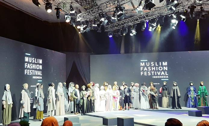 Muslim Fashion Festival