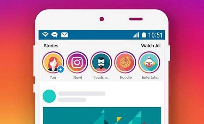 Cara Menyimpan Instagram Story Orang Lain