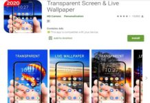 Cara Membuat Wallpaper Transparan Di Android