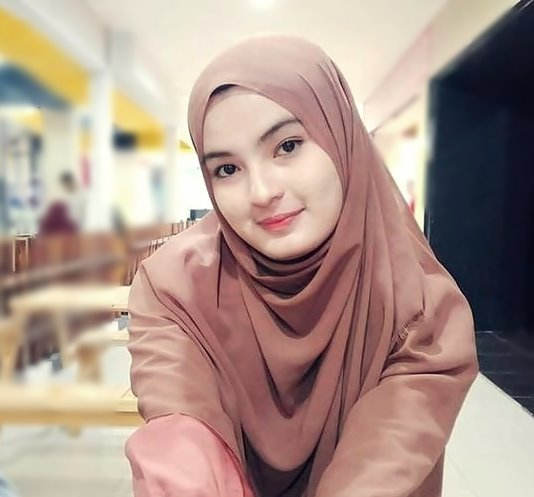 Hijab Pashmina 1