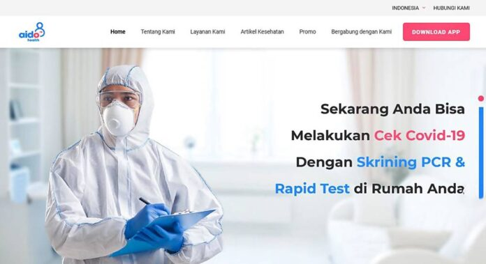 Aplikasi Layanan Kesehatan Aido Health